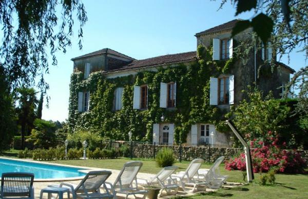 Chambres d 39 h tes avec piscine pr s de mont de marsan dans les landes 40 domaine de paguy - Gite dans les landes avec piscine ...